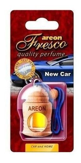 Aromatizante Automotivo Areon Fresco New Car (carro Novo)
