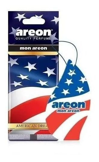 Aromatizante Automotivo Mon Areon American Dream O Melhor