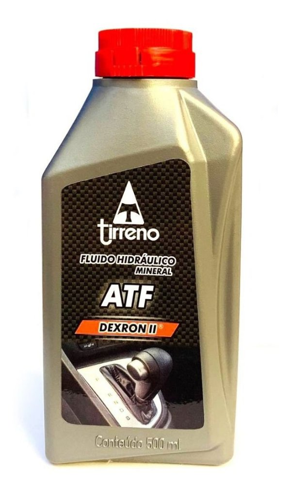 Fluido Hidráulico Mineral Atf Dexron Il Tirreno 500ml