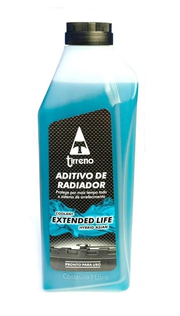 Aditivo Tirreno Pronto Uso Extended Life Hybrid Asian