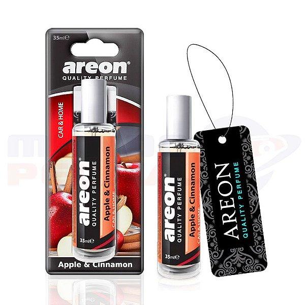 Areon Perfume Spray Apple & Cinnamon - Maça Com Canela Top