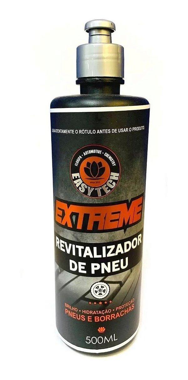 Revitalizador De Pneus Easytech Extreme 500ml