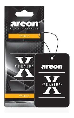 Aromatizante Automotivo Areon X Version Vanilla O Melhor
