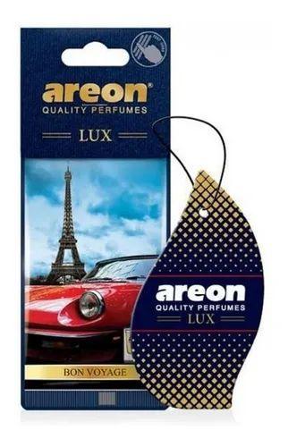 Aromatizante Automotivo Areon Lux Bon Voyage O Melhor