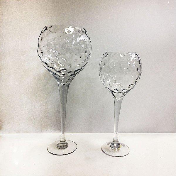 Conjunto de Vasos Taças de Vidro
