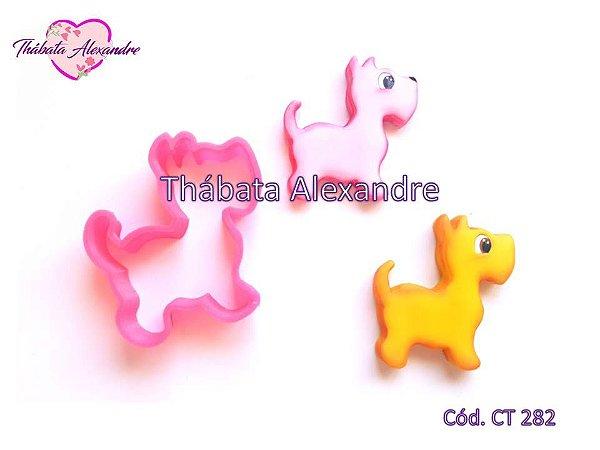 Cortador de Cachorro SCHNAUZER - 6 cm