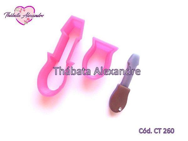 Cortador Chave de Fenda - 6 cm