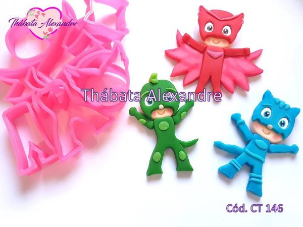 CORTADOR KIT PJ MASKS