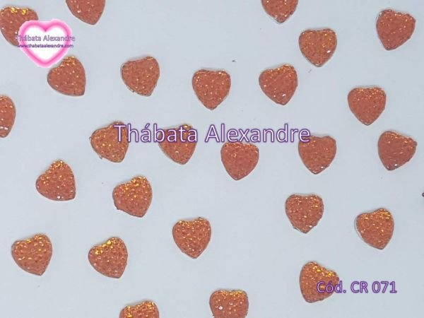 Chaton Coração Granulado