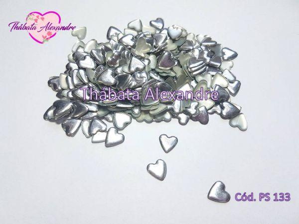 Coração Prata