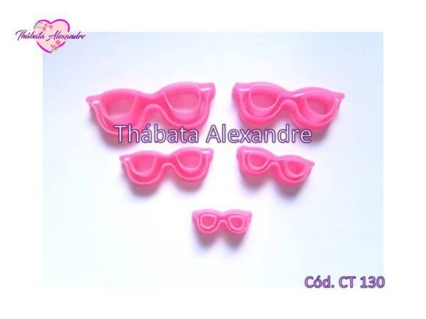 Cortador de Óculos Gatinha