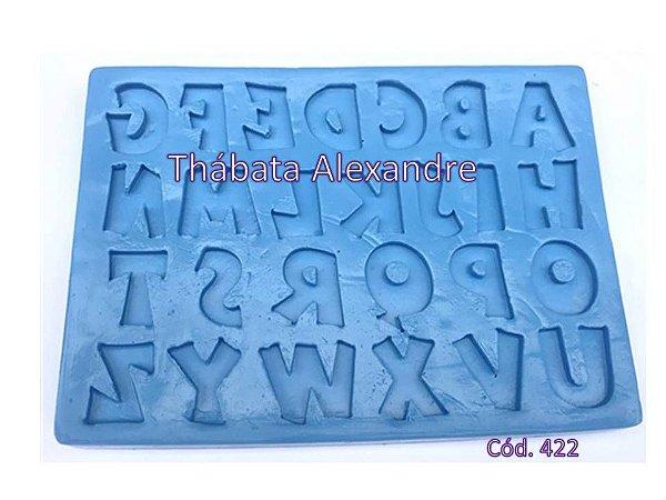 Alfabeto Zig-Zag