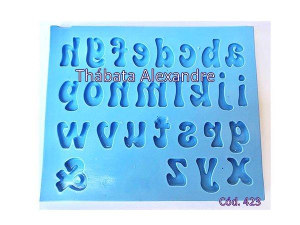 Alfabeto Letras Minúsculas
