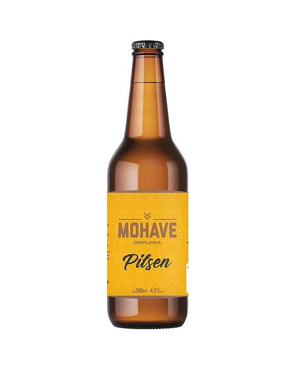 Cerveja Mohave Pilsen - 500ml