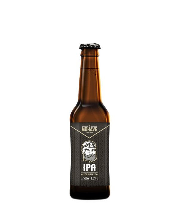 Cerveja Mohave IPA Long Neck - 355ml