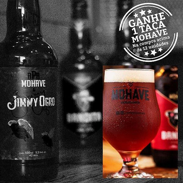 Kit 12 cervejas + 1 taça Mohave de presente