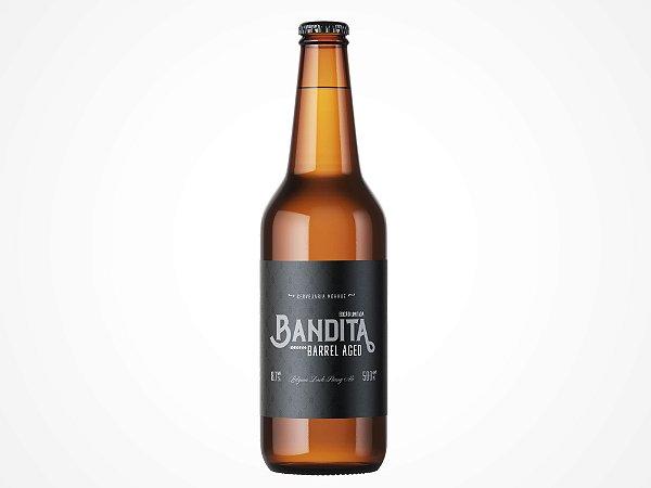 Cerveja Mohave Bandita Barrel Aged - 500ml