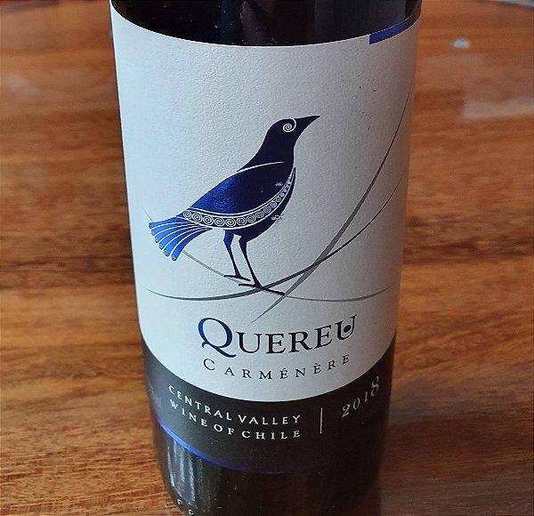 """Carmenere Quereu 2018 """" Fox Wines """" • 375 ml"""