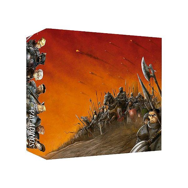 Caixa de Colecionador - Expansão para Paladinos do Reino Ocidental (BIG BOX)