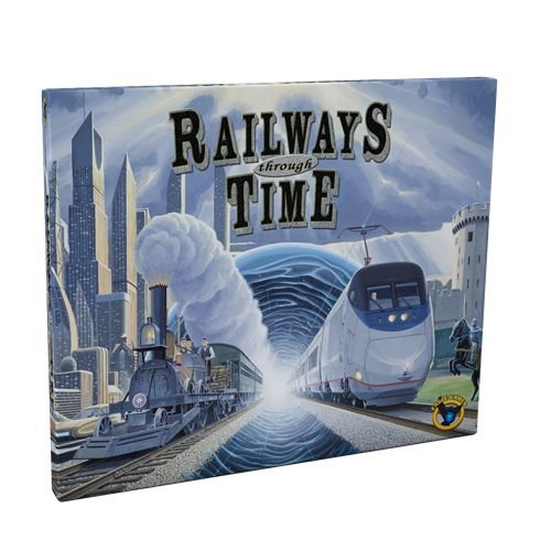 Railways Through Time: A Railways of the World Expansion
