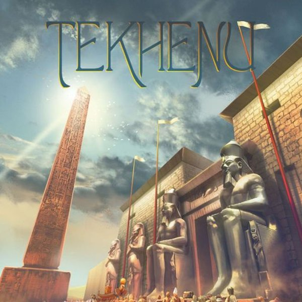 Tekhenu: Obelisco do Sol