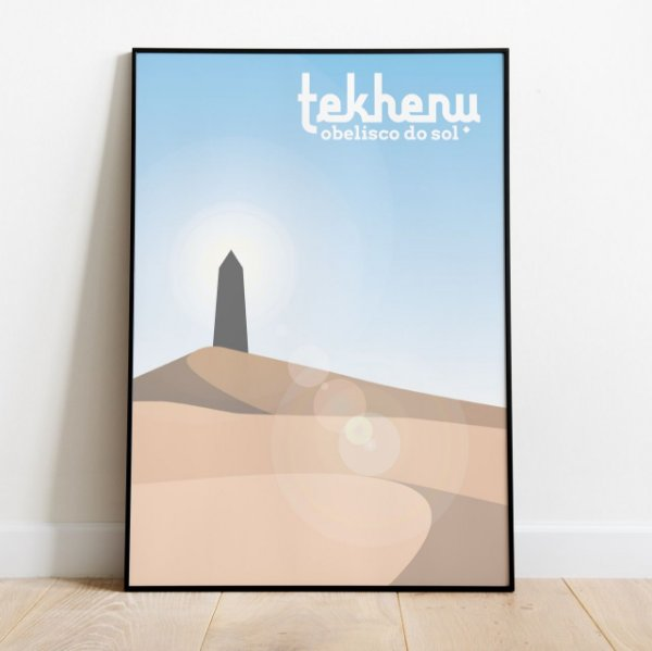 Poster Tekhenu