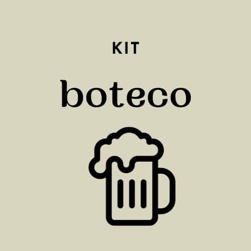 Kit Boteco - valor por kit