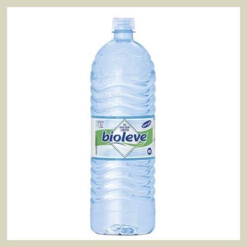Água Natural c/ 2 opções - valor por garrafa