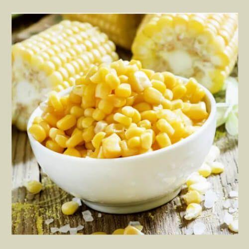 Milho Verde - valor ref. a 1 kg