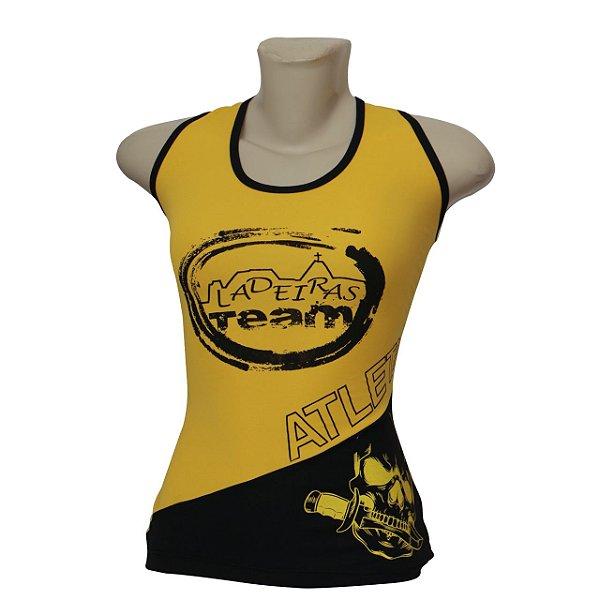Regata Babylook Feminina - Atleta Ladeiras Team