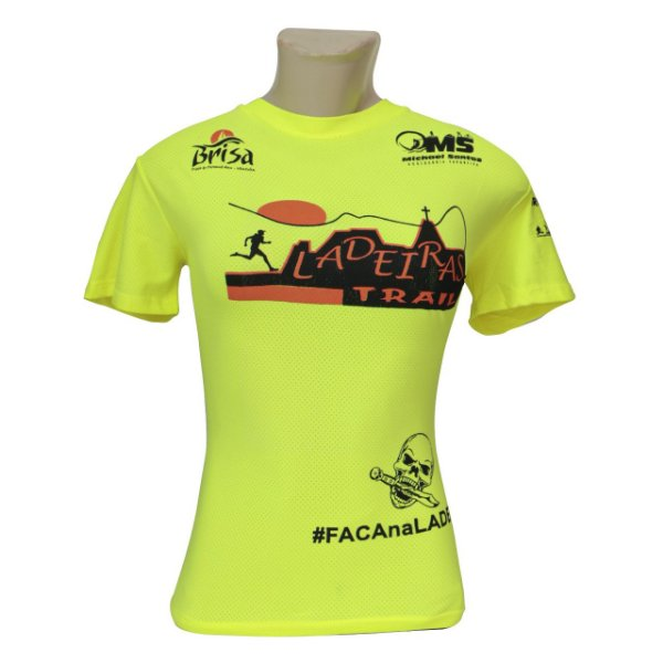 Camiseta  Ladeiras Babylook Feminina - Etapa Ubatuba 2018