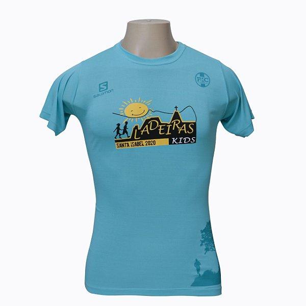 Camiseta Ladeiras Kids - Etapa Santa Isabel 2020