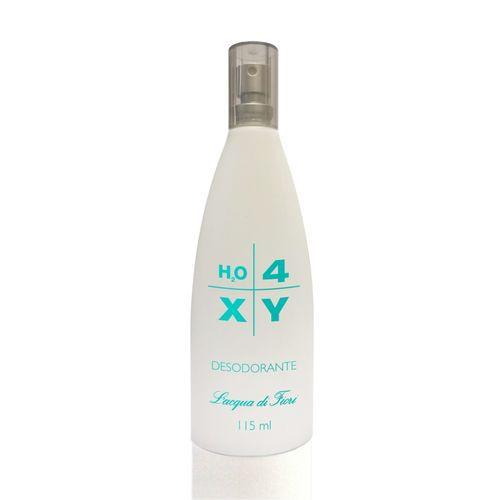 Desodorante H2O 115 ml Spray L'acqua di fiori