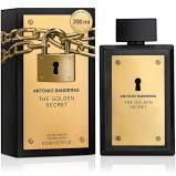 THE GOLDEN SECRET  ANTONIO BANDEIRAS 100ML