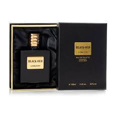 Perfume Black Oud  lonkoon 100ml