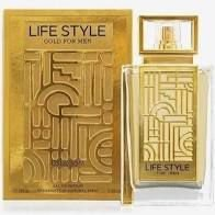 Perfume LIFE STYL GOLD FOR MEN 100ml