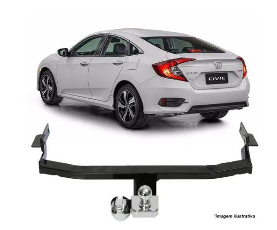 Engate para Honda Civic 2017 a 2020 - Mult Engates