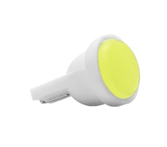Lâmpada T10 12v Led Branco Base Plástico Vo6