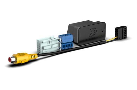 Interface Desbloqueio de Vídeo Linha Volkswagen- Faaftech