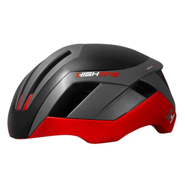 CAPACETE BIKE MTB PRO-SPACE TAM M CZA/VMO - HIGH ONE