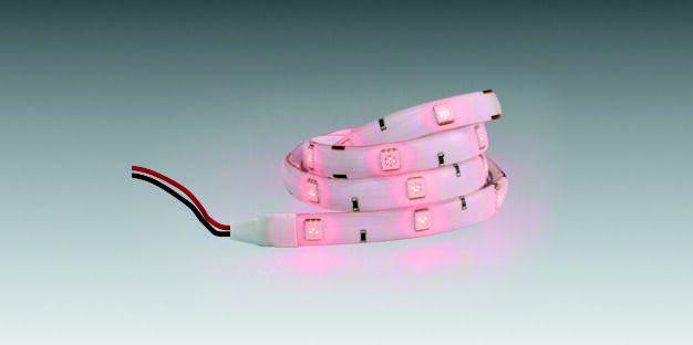 Fita LED Vermelho à Prova D'água (60cm) 90208241