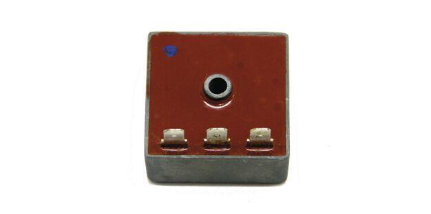 Regulador / Retificador (3 Saídas) para Ciclomotores e Minimotos Equipados com Motor Zanella / Da Dalt / Garelli / Beta / Juki e outros com Magneto Ducati 90270120