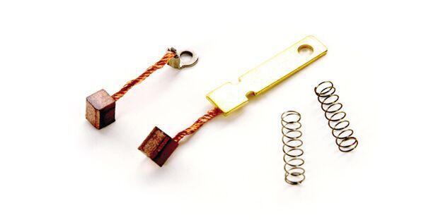 Reparo das Escovas molas e escovas C 100 ES BIZ (1998-2005) C 100 + BIZ (2002-2005) 90205071