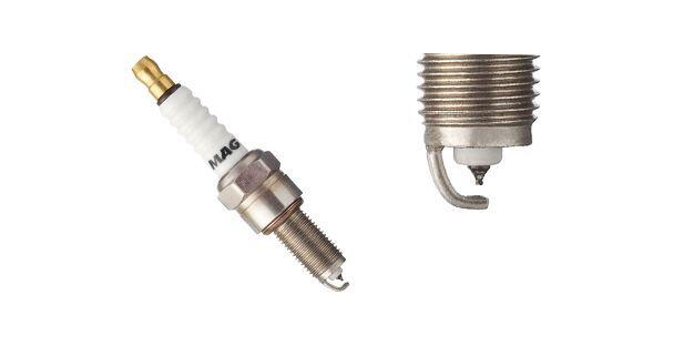 Vela de Ignição Iridium (B9RHIP-9) CBR 600 F (1991-2000) CBR 900 RR (1993-2000) CBX 250 TWISTER (2001-2008) CB 600 F HORNET (2005-2015) XR 250 TORNADO (2001-2008) 90222091