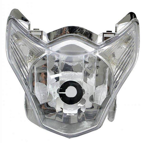 BLOCO OPTICO TITAN 150 2011 EM DIANTE - PLASMOTO ID 112127