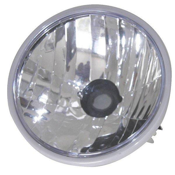 BLOCO OPTICO YBR125 2005/08/FAZER250 - PLASMOTO ID 110725