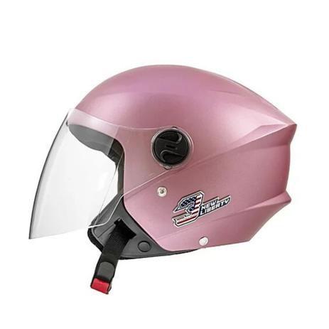 Capacete Pro Tork New Liberty THREE Elite Baby Pink