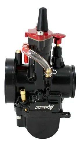 Carburador Para Competição 28mm Red Dragon