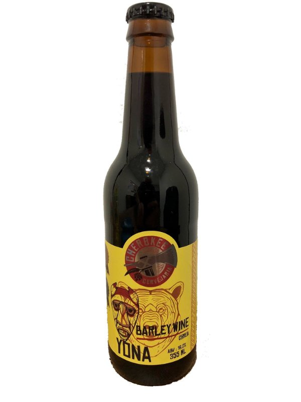 Cerveja Cherokee Barley Wine 355 ml