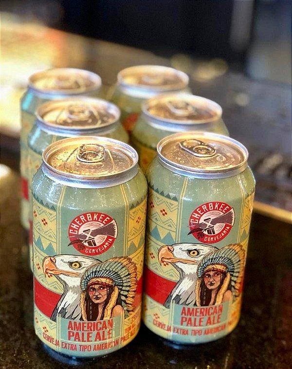 Cerveja Cherokee APA 350 ml - Leve 7 pague 6
